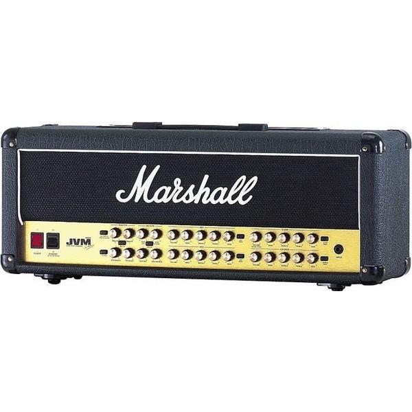 Гитарный усилитель Marshall JVM410H басовый усилитель ampeg svt 3pro