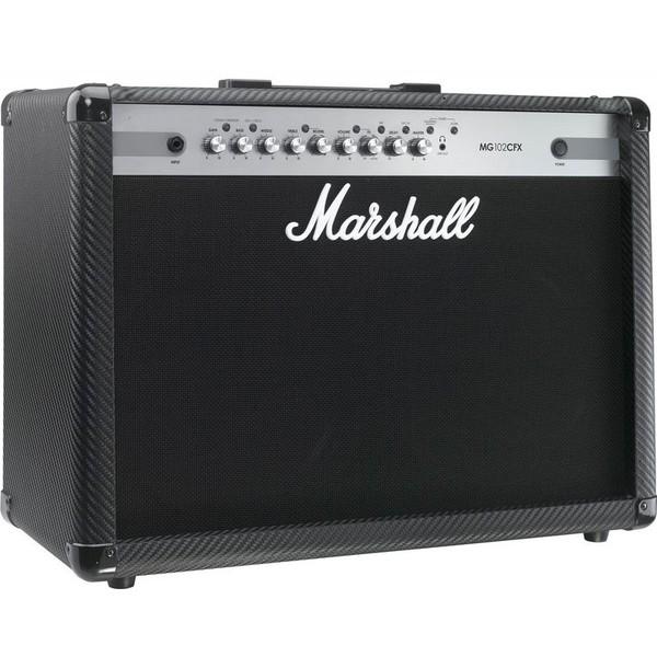 Гитарный комбоусилитель Marshall MG102CFX гитарный комбоусилитель roland ac 40