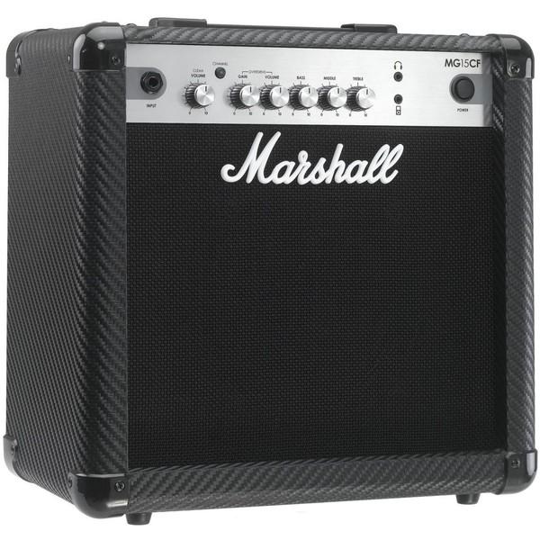 Гитарный комбоусилитель Marshall MG15CF гитарный комбоусилитель roland m cube gxr