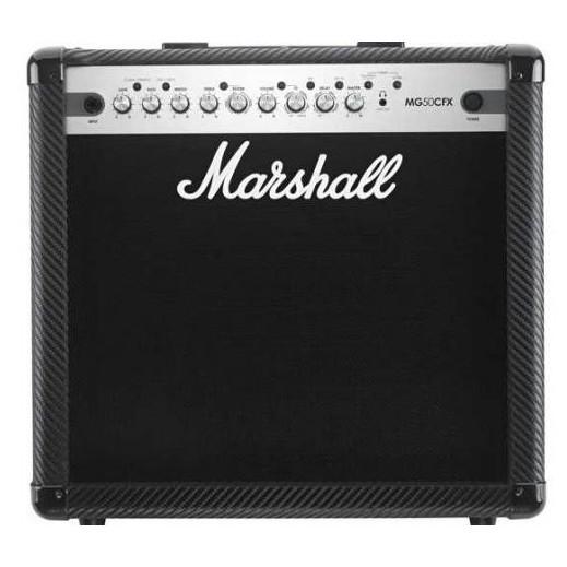 Гитарный комбоусилитель Marshall MG50CFX гитарный комбоусилитель markbass acoustic 601