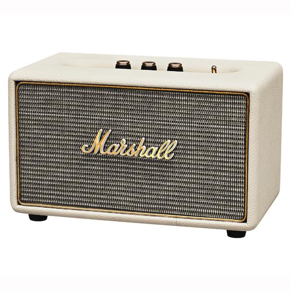 Беспроводная Hi-Fi акустика Marshall Acton Cream акустика 2 1 marshall kilburn cream