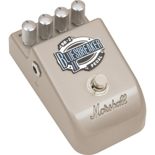 Педаль эффектов Marshall BB-2 Bluesbreaker II