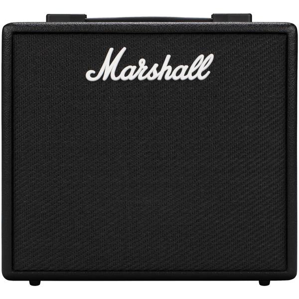 Гитарный комбоусилитель Marshall CODE25 marshall mg101cfx гитарный комбоусилитель black