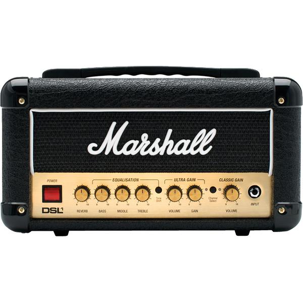 Гитарный усилитель Marshall DSL1 HEAD гитарный усилитель joyo ja 03 guitar headphone amp metal