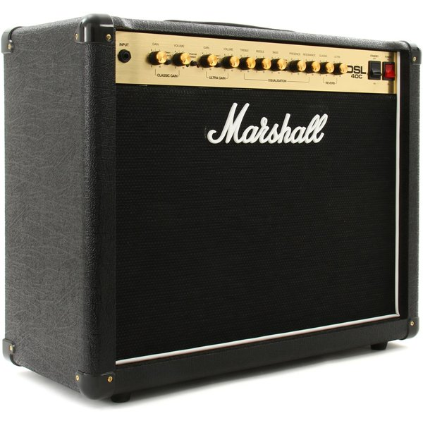 "Гитарный комбоусилитель Marshall DSL40 COMBO marshall code 50 50w combo with 12"" speaker"