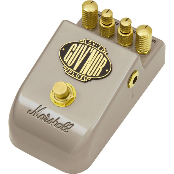 Педаль эффектов Marshall GV-2 Guv'nor Plus zyg 3a4880 80a ac control ac ssr three phase solid state relay