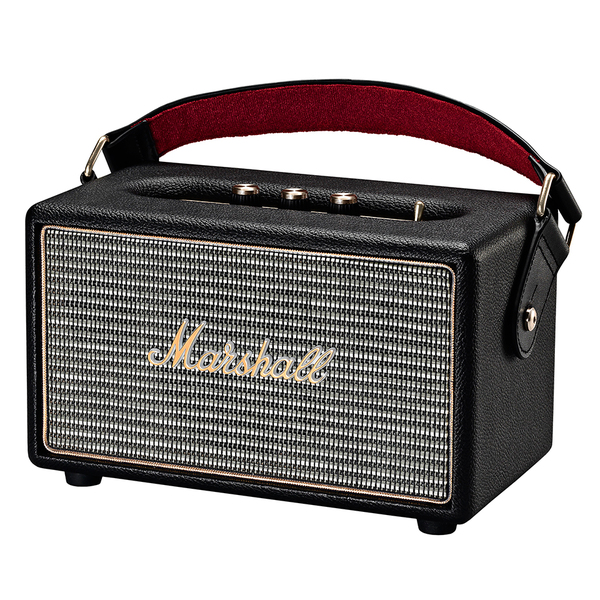 Портативная колонка Marshall Kilburn Black портативная bluetooth колонка marshall kilburn black