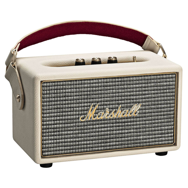 Портативная колонка Marshall Kilburn Cream портативная bluetooth колонка marshall kilburn black