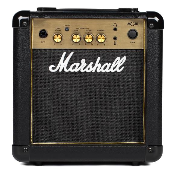 Гитарный комбоусилитель Marshall MG10G marshall mg101cfx гитарный комбоусилитель black