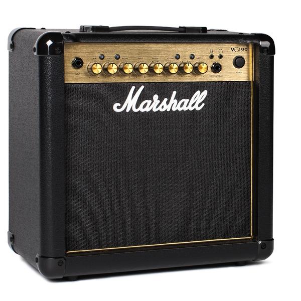 Гитарный комбоусилитель Marshall MG15GFX marshall mg101cfx гитарный комбоусилитель black