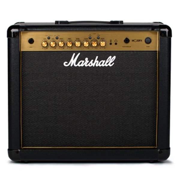 Гитарный комбоусилитель Marshall MG30GFX marshall mg101cfx гитарный комбоусилитель black