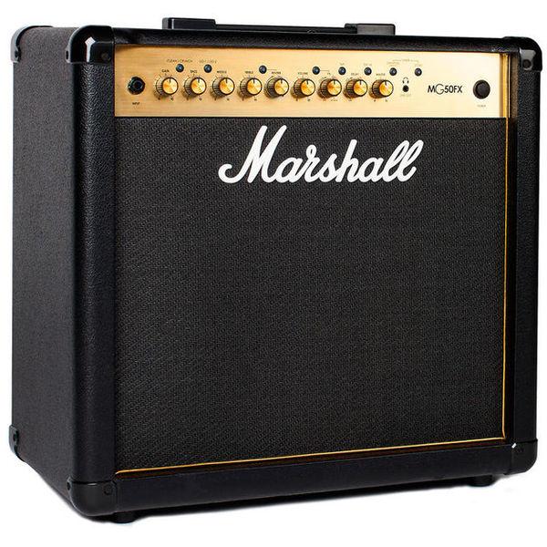 Гитарный комбоусилитель Marshall MG50GFX гитарный кабинет marshall code 412