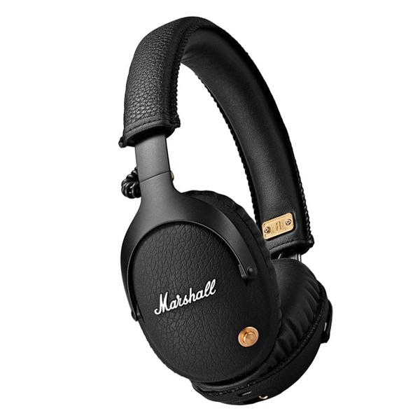 Беспроводные наушники Marshall Monitor Bluetooth Black sony wi c400 black беспроводные наушники