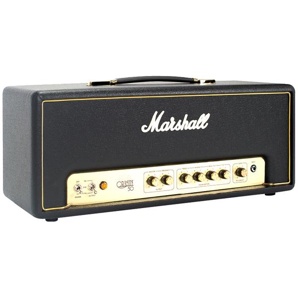 Гитарный усилитель Marshall ORIGIN 50 HEAD marshall усилитель code25