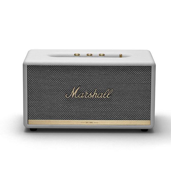 Беспроводная Hi-Fi акустика Marshall Stanmore II White беспроводная акустика bose soundlink mini ii carbon