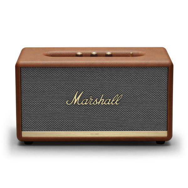 Фото - Беспроводная Hi-Fi акустика Marshall Stanmore II Brown беспроводная hi fi акустика marshall woburn ii brown