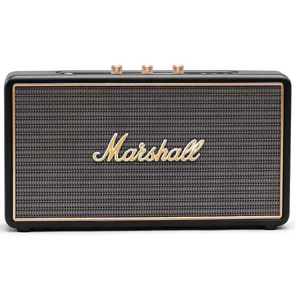 Портативная колонка Marshall Stockwell Black портативная bluetooth колонка marshall stockwell black