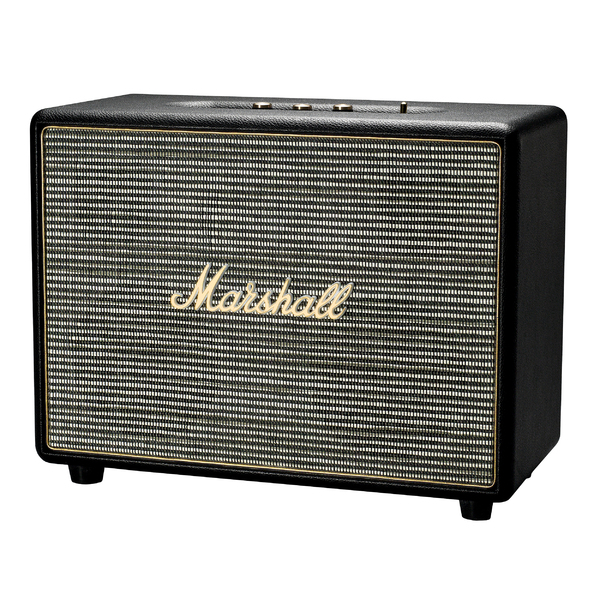 Беспроводная Hi-Fi акустика Marshall Woburn Black колонка marshall woburn cream