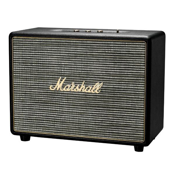 Беспроводная Hi-Fi акустика Marshall Woburn Black портативная bluetooth колонка marshall woburn cream