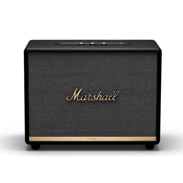 Беспроводная Hi-Fi акустика Marshall Woburn II Black беспроводная акустика bose soundlink mini ii carbon