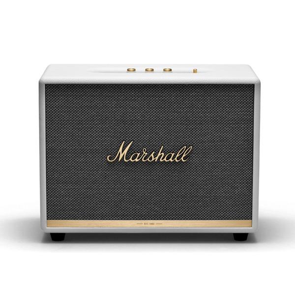 Беспроводная Hi-Fi акустика Marshall Woburn II White беспроводная акустика bose soundlink mini ii carbon