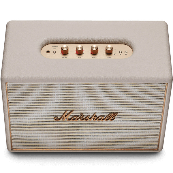 Беспроводная Hi-Fi акустика Marshall Woburn Multi-Room Cream marshall acton cream