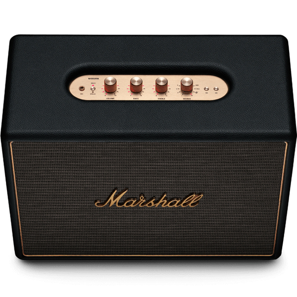 Беспроводная Hi-Fi акустика Marshall Woburn Multi-Room Black колонка marshall woburn cream