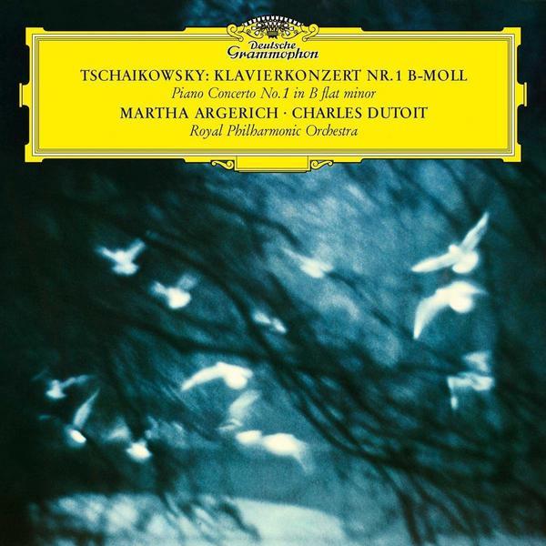 Фото - Tchaikovsky TchaikovskyMartha Argerich - : Piano Concerto No. 1 In B-flat Minor виниловая пластинка daniil trifonov mariinsky orchestra valery gergiev tchaikovsky piano concerto no 1 vinyl edition