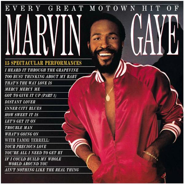 Marvin Gaye - Every Great Motown Hit Of Gaye: 15 Spectacular Performances