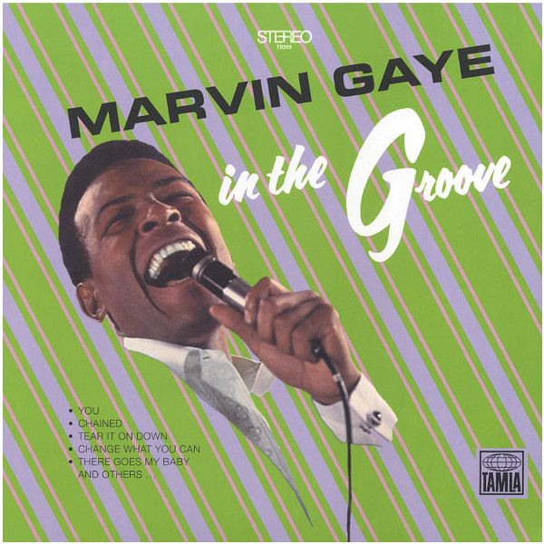 Marvin Gaye Marvin Gaye - In The Groove marvin gaye marvin gaye a tribute to the great nat king cole