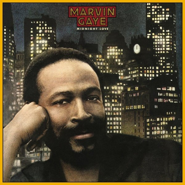 Marvin Gaye Marvin Gaye - Midnight Love marvin gaye marvin gaye a tribute to the great nat king cole