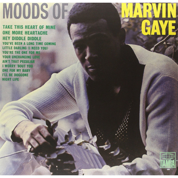 Marvin Gaye Marvin Gaye - Moods Of Marvin Gaye marvin gaye marvin gaye how sweet it is to be loved by you