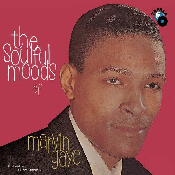 Marvin Gaye Marvin Gaye - The Soulful Moods натяжной чехол marvin quelle my home 552847