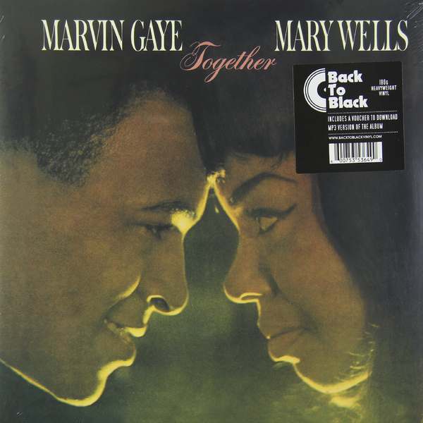 Marvin Gaye Marvin Gaye - Together (180 Gr) марвин гэй marvin gaye m p g lp