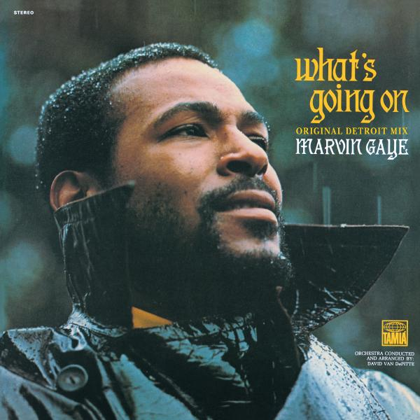 Marvin Gaye - Whats Going On (colour)