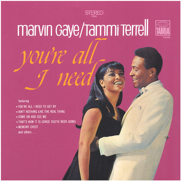 Marvin Gaye Marvin Gaye - You're All I Need marvin gaye marvin gaye how sweet it is to be loved by you