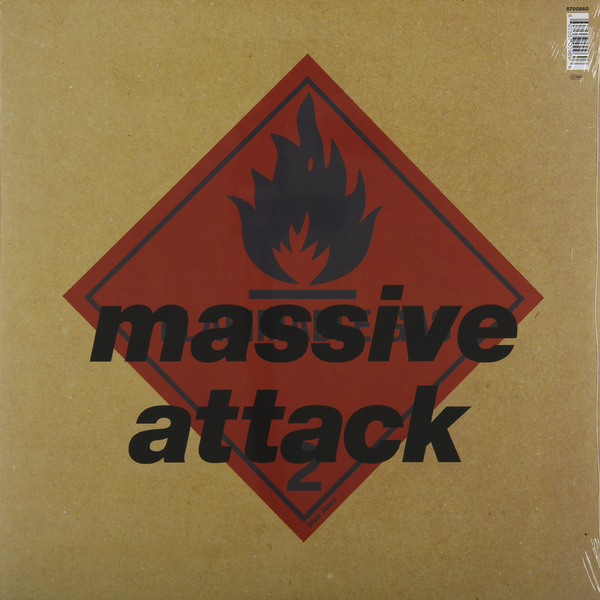 Massive Attack Massive Attack - Blue Lines massive attack massive attack collected