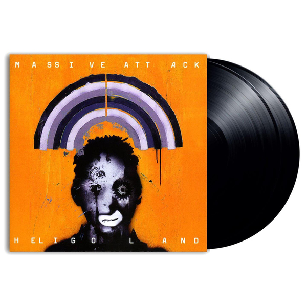 Massive Attack Massive Attack - Heligoland (2 Lp, 180 Gr) massive attack massive attack no protection