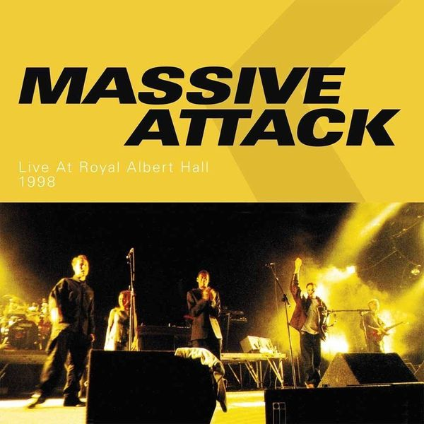Massive Attack Massive Attack - Live At Royal Albert Hall (2 LP) the who the who tommy live at the royal albert hall 3 lp