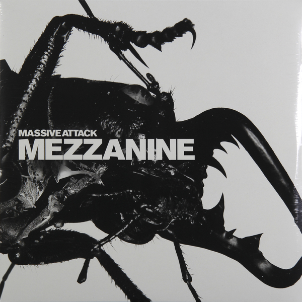 Massive Attack Massive Attack - Mezzanine (2 LP) hook ups counter attack