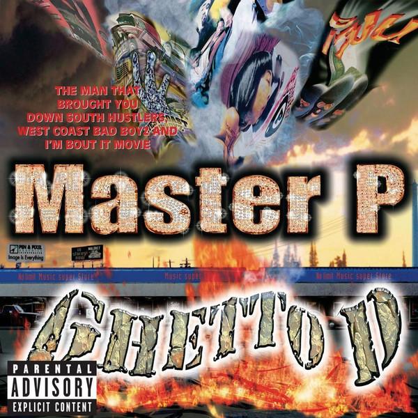 Master P Master P - Ghetto D (2 LP)