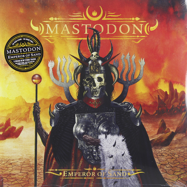 Mastodon - Emperor Of Sand (2 LP)