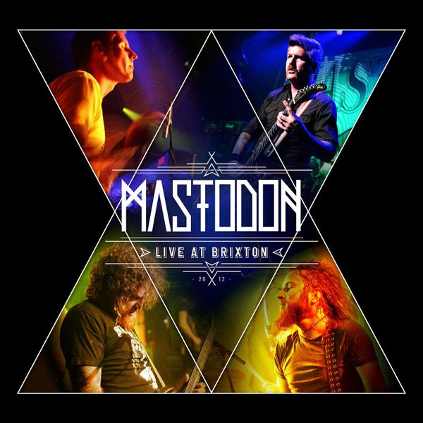 Mastodon Mastodon  - Live At Brixton (2 LP) bryan adams live at slane castle