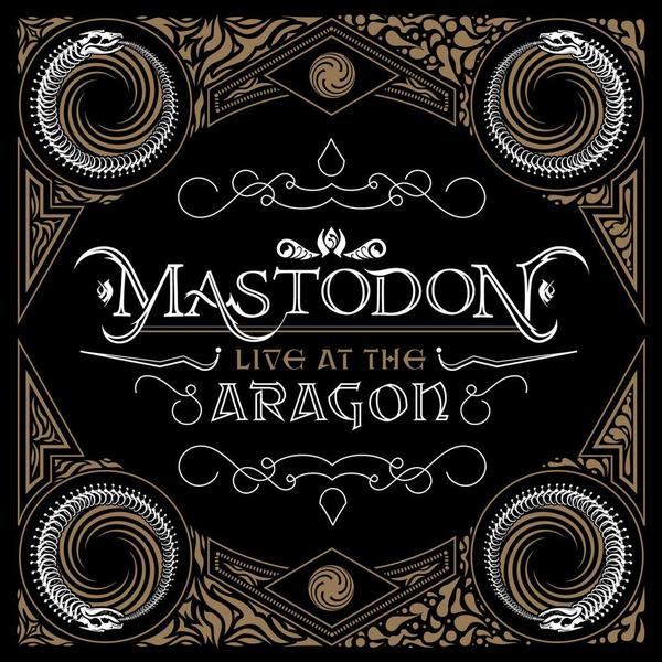 Mastodon Mastodon - Live At The Aragon (2 Lp + Dvd) procol harum procol harum live in concert with the edmonton symphony 2 lp colour