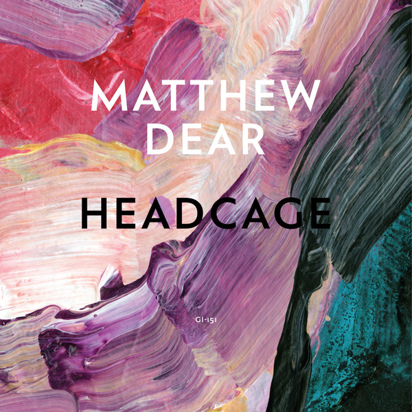 Matthew Dear Matthew Dear - Headcage (colour) костюмы angel dear платье и капри