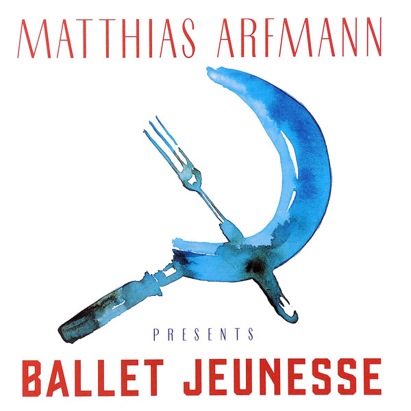 Matthias Arfmann Matthias Arfmann - Ballet Jeunesse (2 LP) newsboy hat with veil