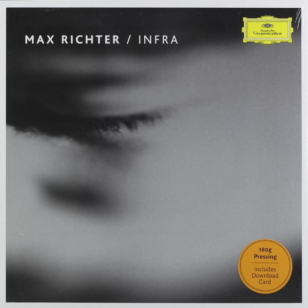 Max Richter Max Richter - Infra (180 Gr) max richter max richter from sleep 2 lp 180 gr transparent