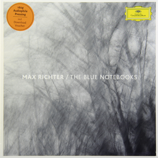 Max Richter Max Richter - The Blue Notebooks (180 Gr) richter 12224255111 28