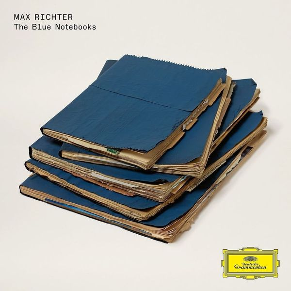 Max Richter Max Richter - The Blue Notebooks (2 LP) max richter max richter from sleep 2 lp 180 gr transparent