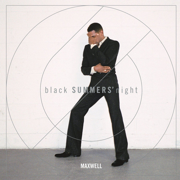 Maxwell Maxwell - Blacksummers'night (2 LP) maxwell
